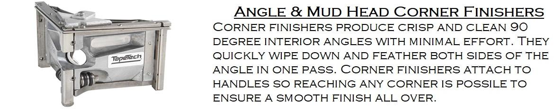Angle & Mud Heads