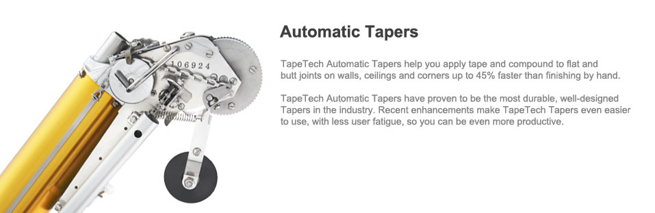 Automatic Tapers